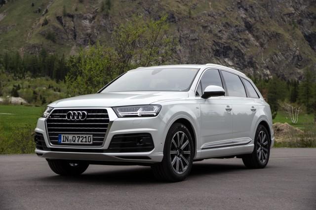 Audi Q7, noticias de coches