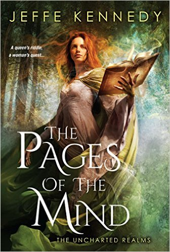 Pages of the Mind (The Uncharted Realms)