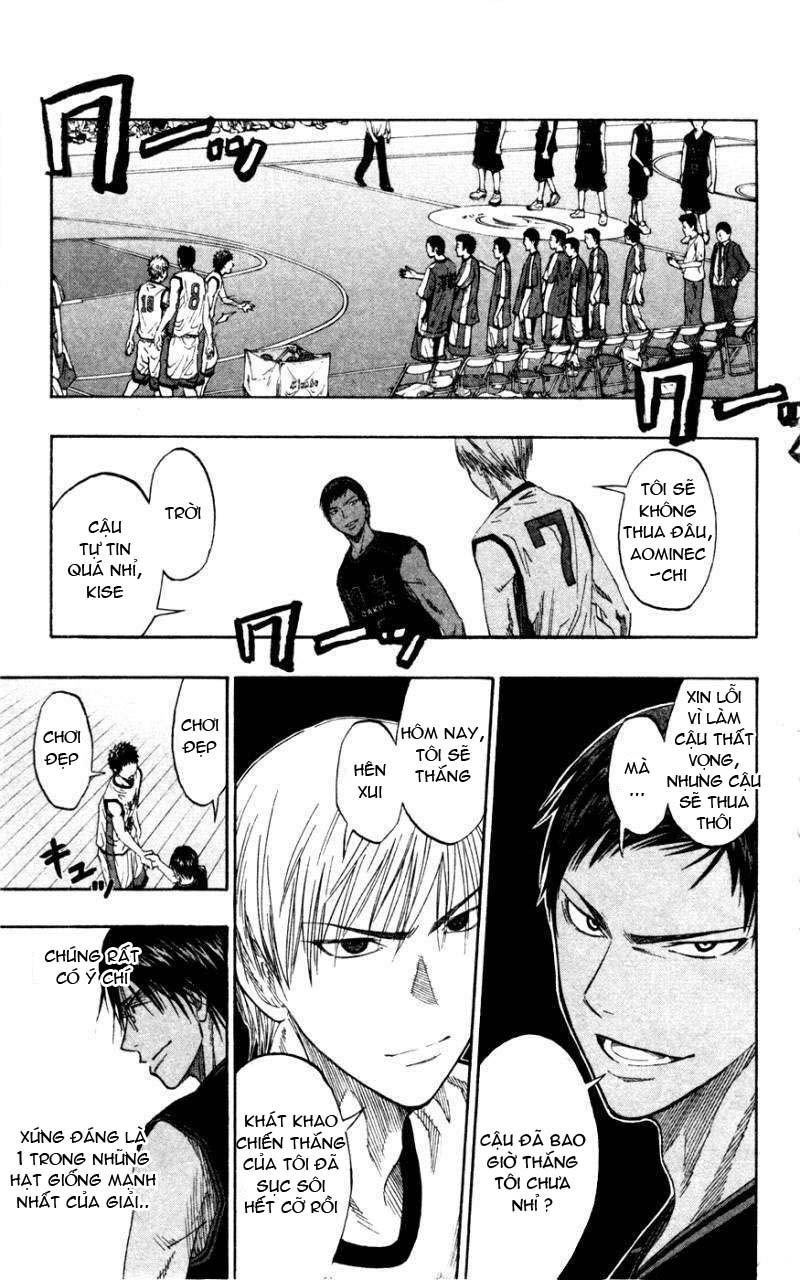 Kuroko No Basket chap 063 trang 18