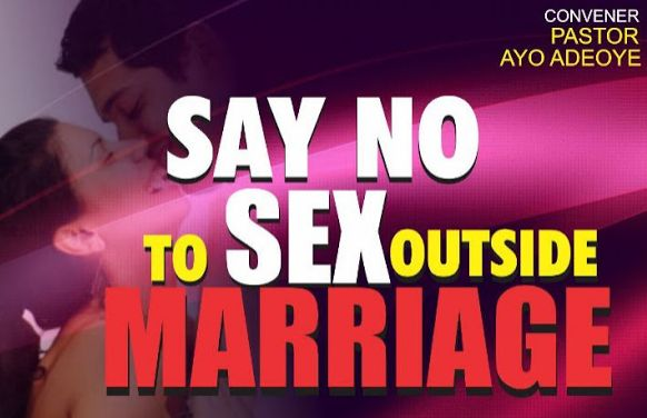 Dangers Of Sex Outside Marriage
