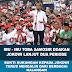 Ibu - Ibu Toba Samosir Doakan Jokowi Lanjut Dua Periode