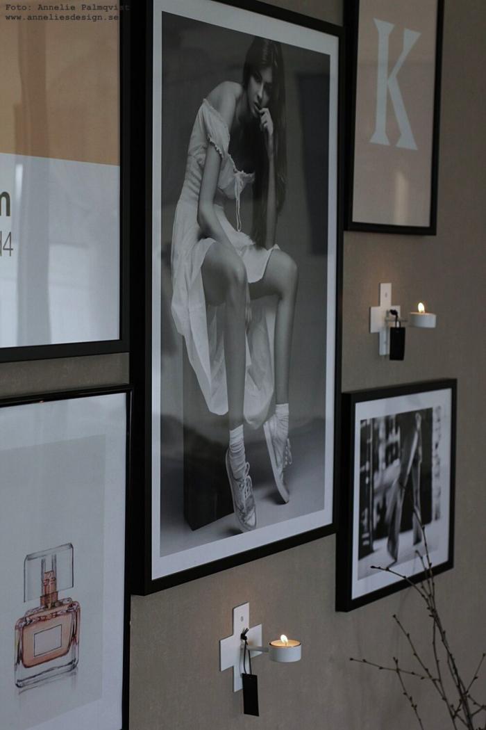annelies design, webbutik, ljusförvaring, dear sam, poster, posters, tavla, tavlor, samarbete, kampanjkod, kampanjer, rabatt, rabattkod, planera en tavelvägg, aprikos, rosa, svart och vitt, svartvit, svartvita, tavelvägg, väggljusstake, väggljusstakar, ljusstake, ljusstakar, kors, vitt, vit, vita