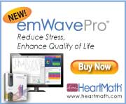 HeartMath Stress Relief,Resiliance And Wellness Building Tools