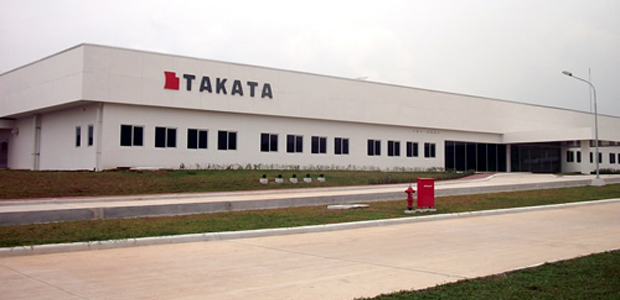 Lowongan Kerja PT. Takata Automotive Safety Systems Indonesia GIIC Cikarang