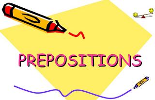 Pengertian, Jenis, dan Contoh Pengunaan Preposisi dalam Bahasa Inggris
