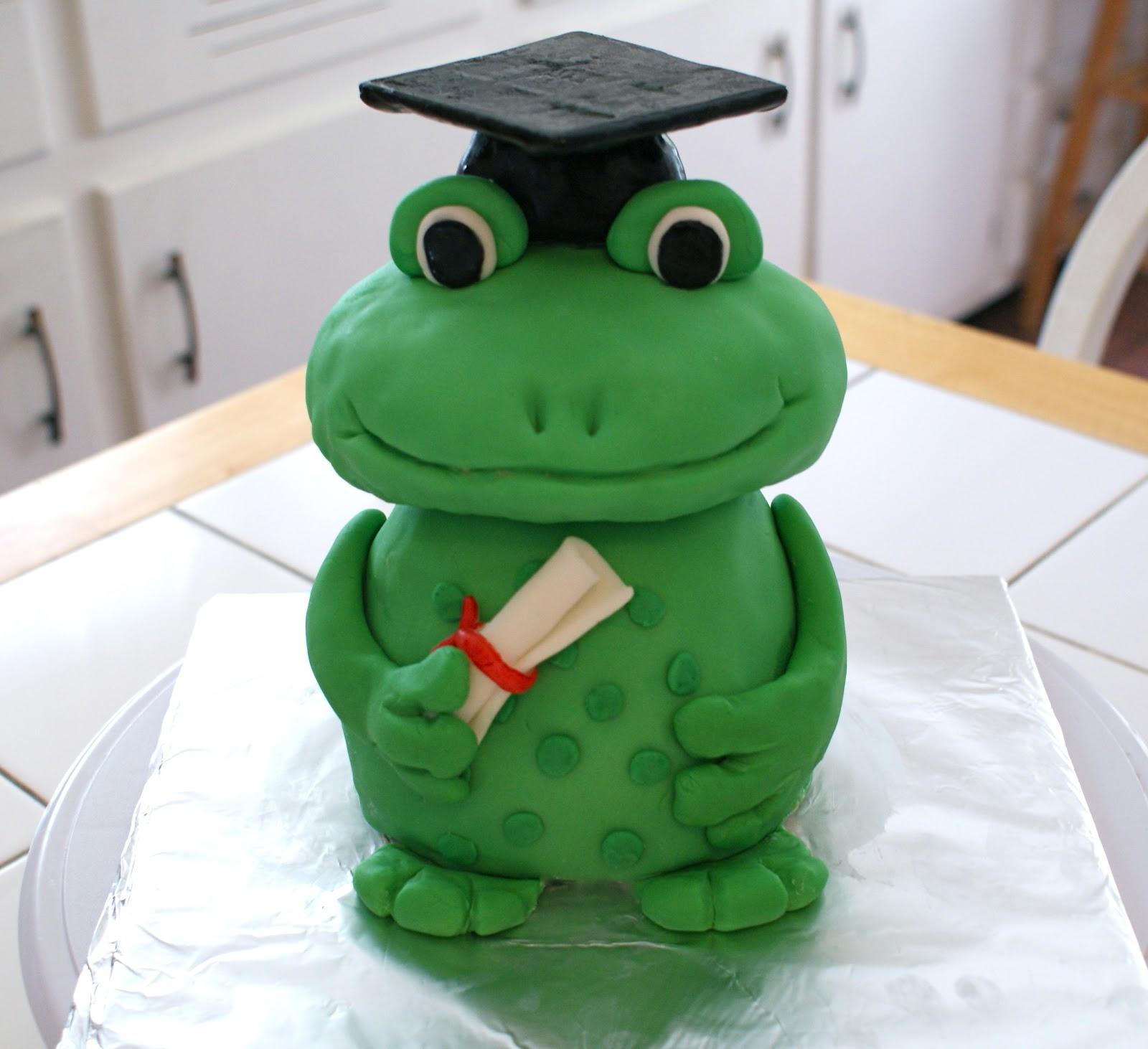 Cakes By Meg Frog Cake