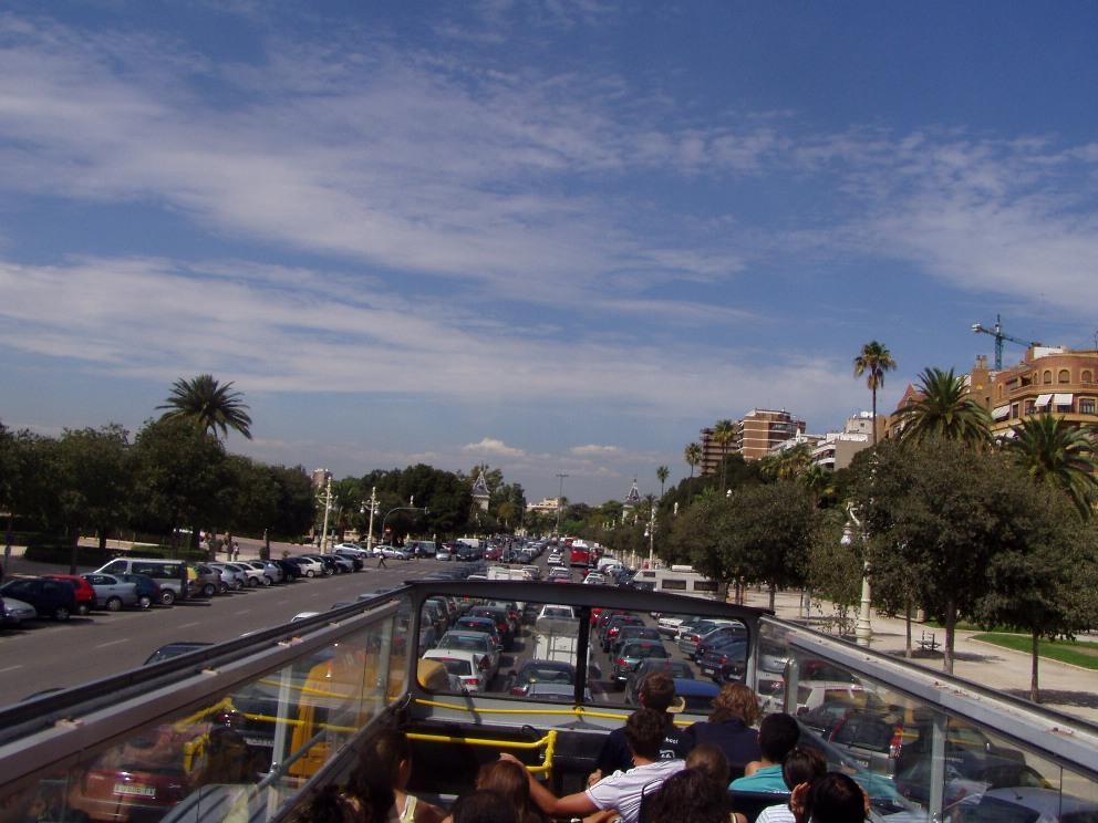 Valencia - Autobuzul turistic