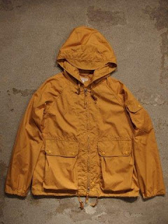 "Engineered Garments ""Atlantic Parka - PC Poplin"""