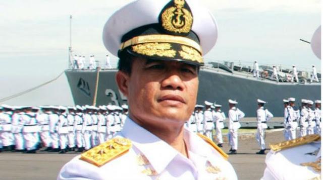 Pemeritah Malaysia Berikan Anugerah Kehormatan Kepada Laksamana TNI Ade Supandi