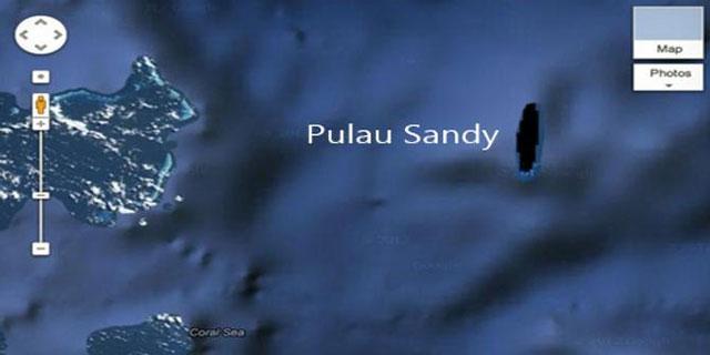 Pulau Sandy
