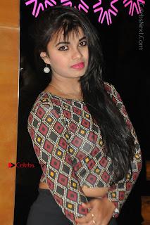 Indian Actress Model Naveena Jackson Latest Po Gallery in Black Mini Skirt  0011.JPG