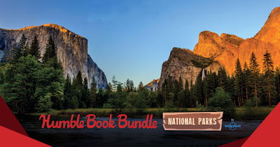 humble book bundle national parks by lonely planet