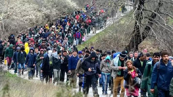 Βουλιάζει η Θράκη από παράνομους μετανάστες