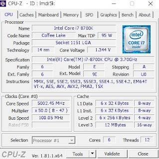 Controllo CPU