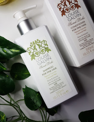 Louise Galvin Sacred Locks Shampoo for Fine Hair