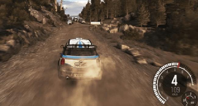 تحميل لعبة dirt rally بحجم صغير للكمبيوتر