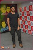 Allu Sirish at Red FM-thumbnail-10