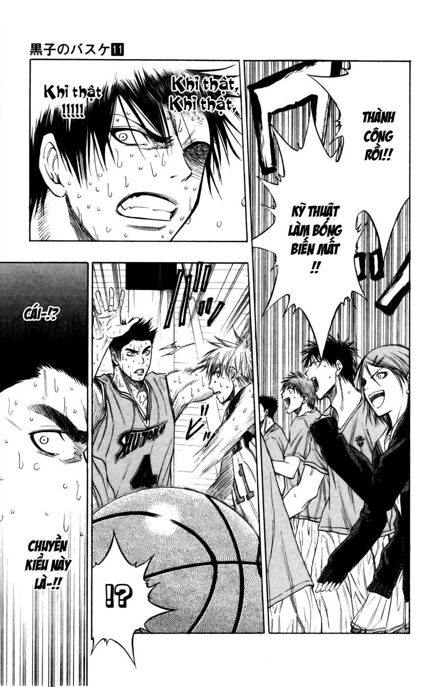 Kuroko No Basket chap 091 trang 19