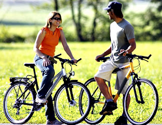 Beneficios salud montar bicicleta