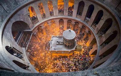 O Σύλλογος Ελλήων Αρχαιολόγων για την έκθεση «Πανάγιος Τάφος: το μνημείο και το έργο» στο Βυζαντινό και Χριστιανικό Μουσείο