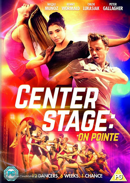 Center Stage: On Pointe (2016) ταινιες online seires oipeirates greek subs
