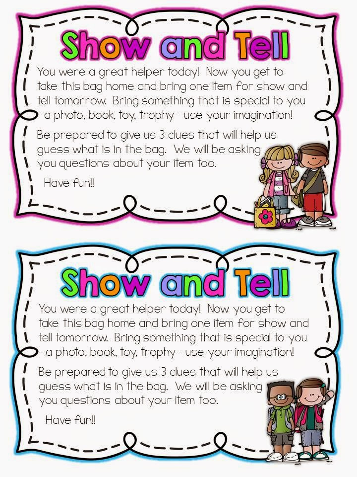 letter o show and tell teach with laughter do you show and tell 22921 | show%2Band%2Btell%2Bbag