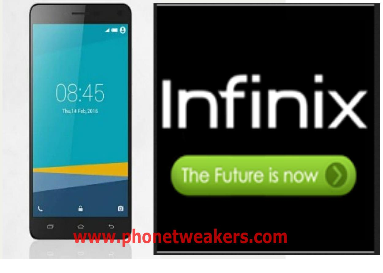 Download] Stock Official Infinix X554 Hot 3 Firmware | Phonetweakers