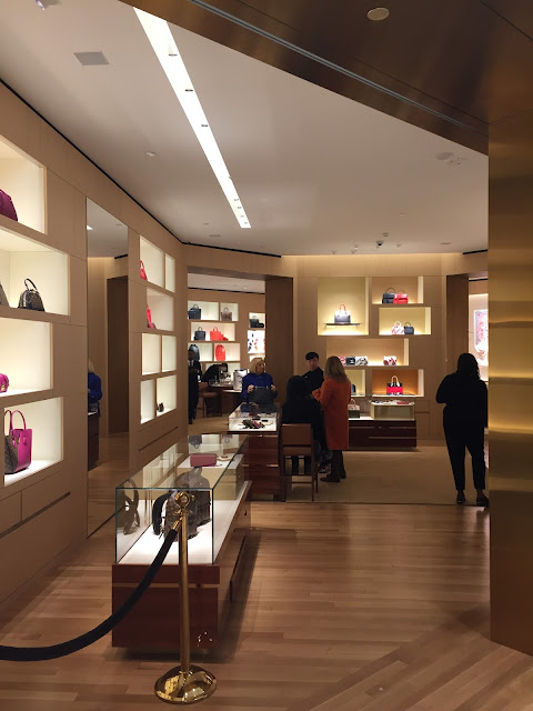 saks louis vuitton