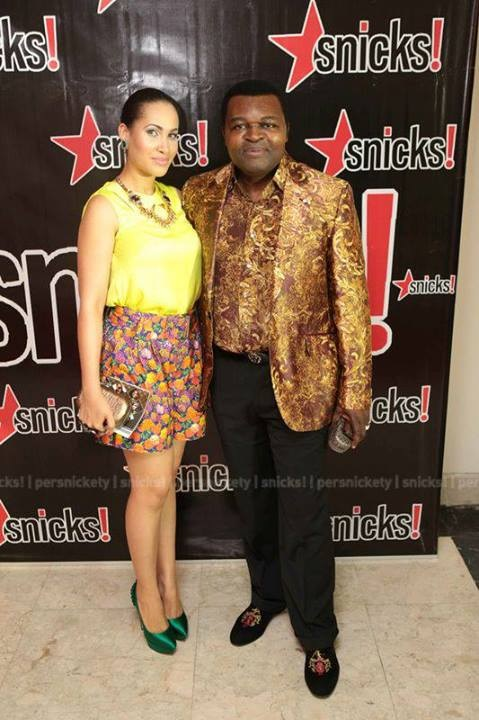 CAROLINE DANJUMA – HUSBAND MUSA SET TO WED PREGNANT GIRLFRIEND MYA ...