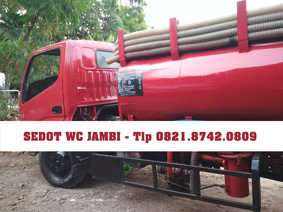 Sedot WC Kota Jambi Telp 082399374036