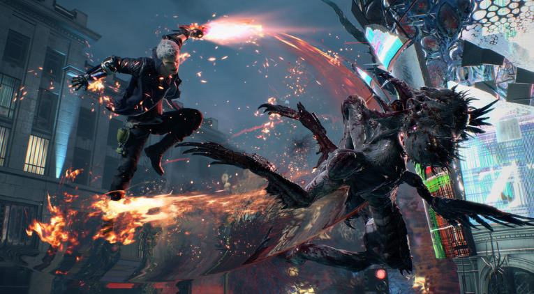 Devil May Cry 5 PC Full Español