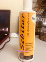 Sebitar Scalp Cleanser & Treatment