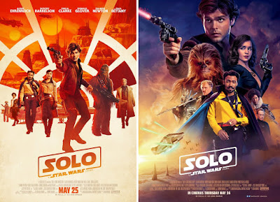 Solo: A Star Wars Story Final Theatrical One Sheet Movie Posters