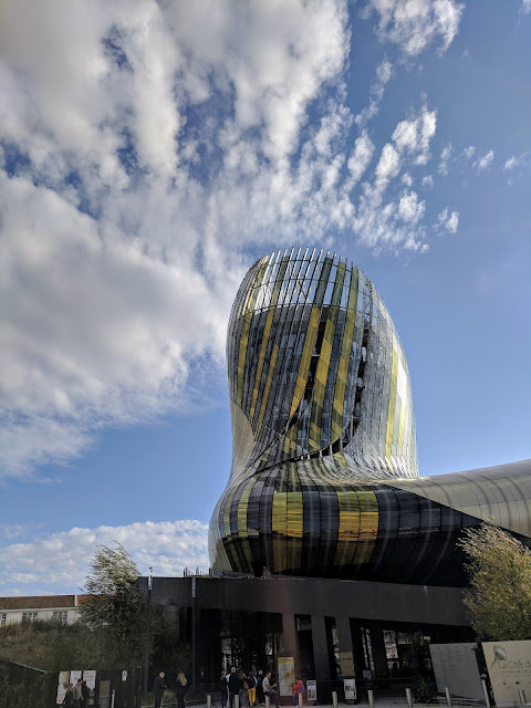 Things to do in Bordeaux in October: La Cité du Vin