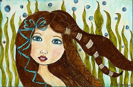Under The Sea by Tori Beveridge
