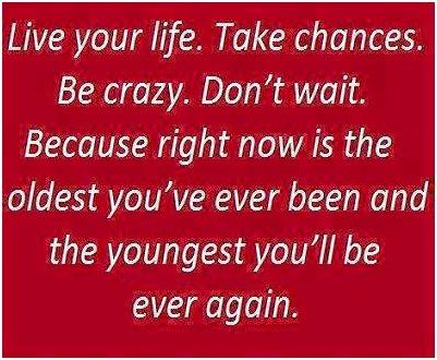 Live Your Life Crazy Quotes Frases Bonitas De Amor