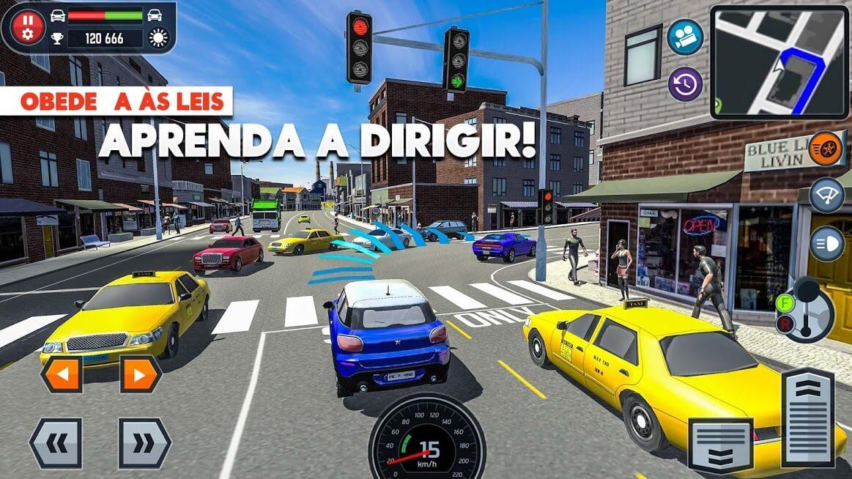 Car Driving School Simulator APK MOD + OBB Carros Desbloqueados v 3.2.7 b327