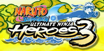 Download Gratis Naruto Shippuden: Ultimate Ninja Heroes 3 iso