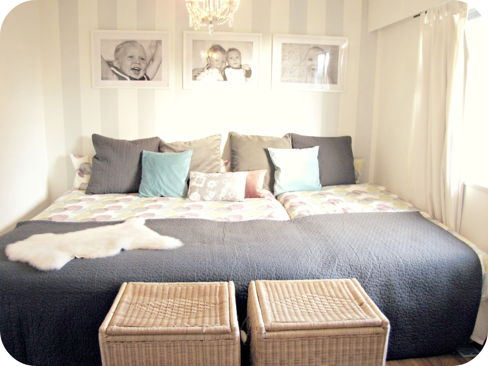 My House of Giggles: One giant family bed (if you can't ...