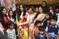 Actress Adah Sharma Launches Saree Niketan Showroom  0019.jpg