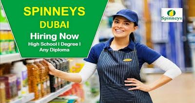 Latest Job Openings at Spinneys Dubai