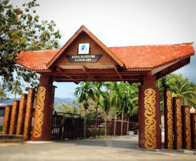 Kota Mahsuri - Tempat Menarik Di Langkawi