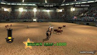 Top Hand Rodeo Tour (X-BOX360) 2012