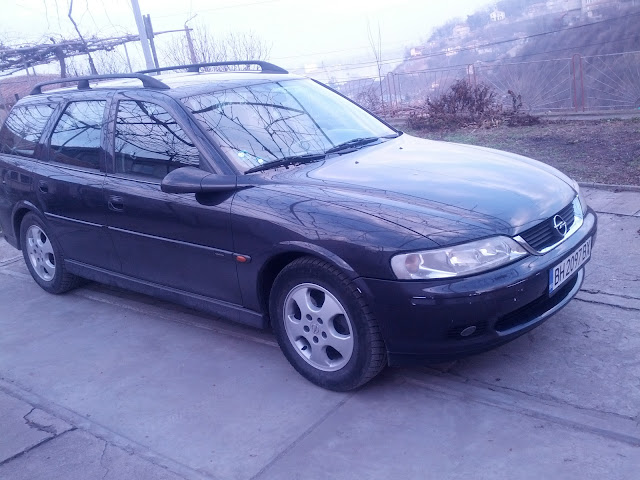 Vectra B used car
