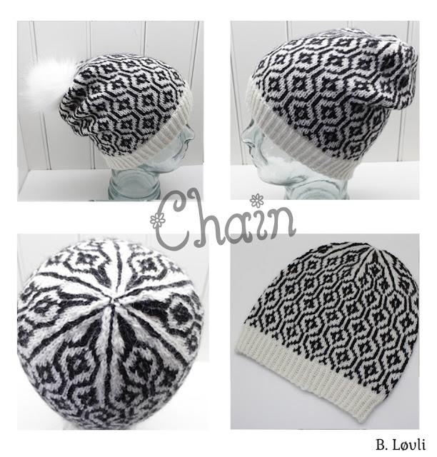 Chain Lua Strikkeoppskrift