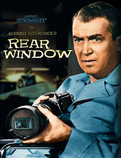 Ver La ventana indiscreta (Rear Window) (1954) Online