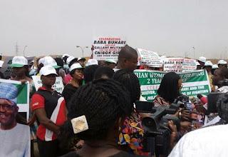 Groups celebrate Buhari, Nigerian Army over release of Chibok girls