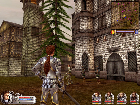 Wars And Warriors Joan Of Arc PC Free Game