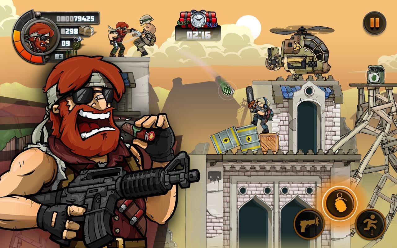 Metal Soldiers 2 MOD APK