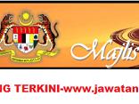 Jawatan Kosong terkini Majlis Daerah Lipis Tarikh Tutup 14 November 2016
